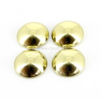 Polsternägel Gold (vermessingt) (1000 Stück)